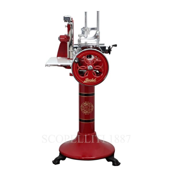 berkel volano p15 meat slicer with stand