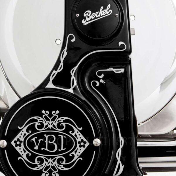berkel volano tribute meat slicer black
