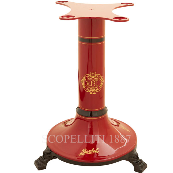 berkel stand for b144 and tribute red