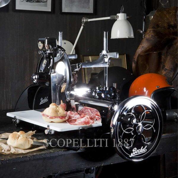 berkel volano p15 meat slicer black 09