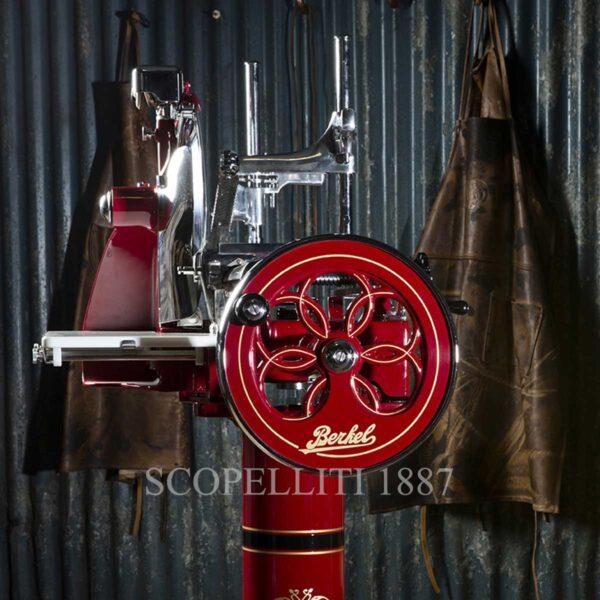 berkel volano p15 meat slicer red 08