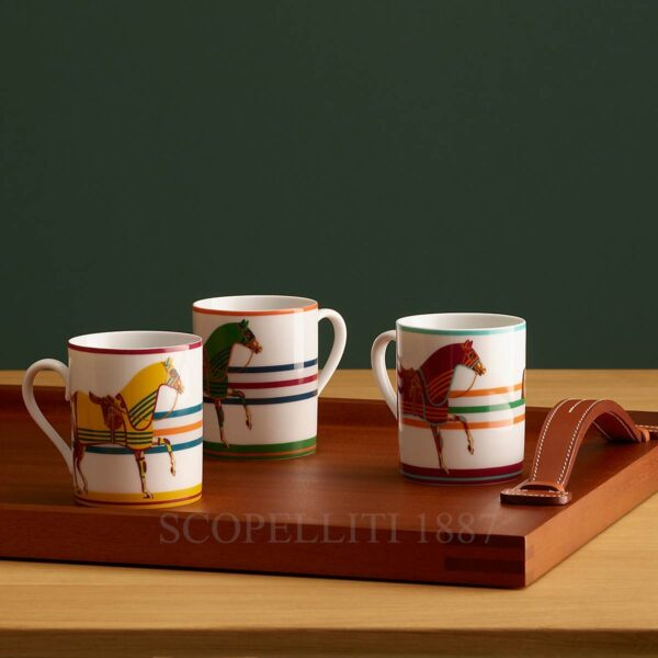 hermes mugs cheval limited