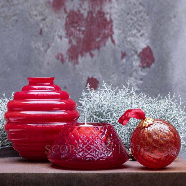 venini red christmas gift 2020