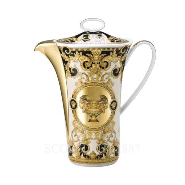 versace coffee pot 3 prestige gala