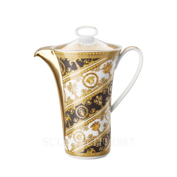 versace coffee pot i love baroque