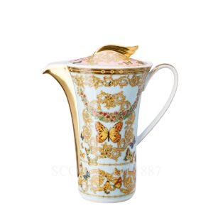 versace coffee pot large le jardin de versace