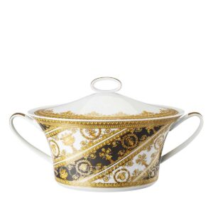 versace covered vegetable bowl i love baroque
