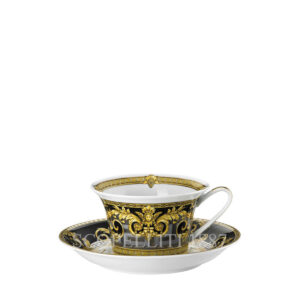 versace tea cup and saucer prestige gala