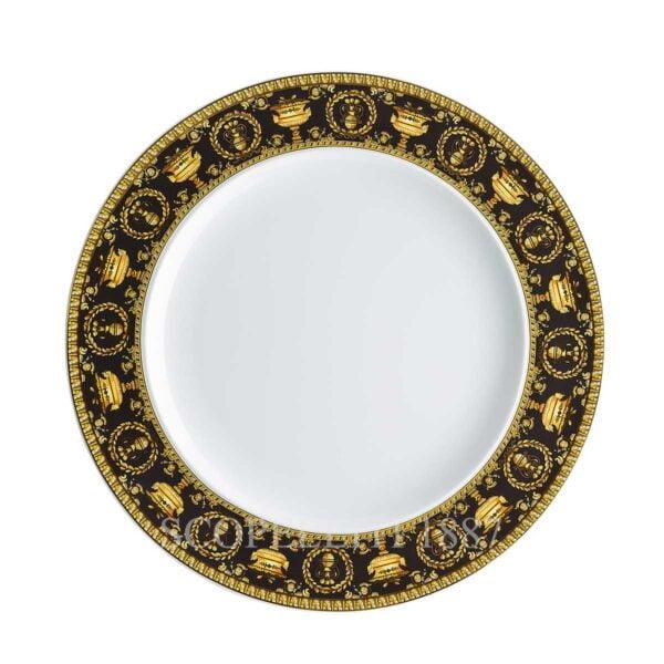 versace dinner plate 27 cm baroque black