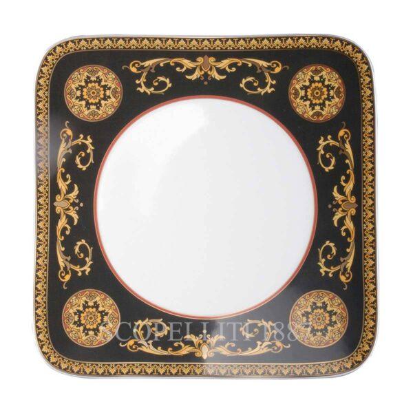 versace dinner plate 27 cm square medusa