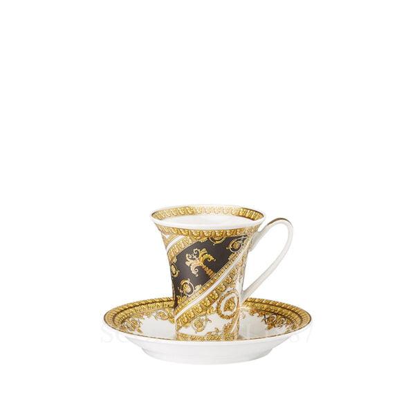 versace espresso cup and saucer i love baroque