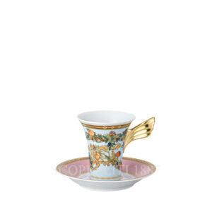 versace espresso cup and saucer le jardin de versace