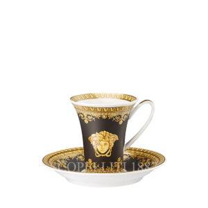 versace espresso cup baroque black