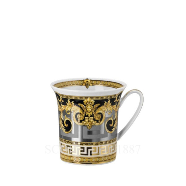 versace mug with handle prestige gala