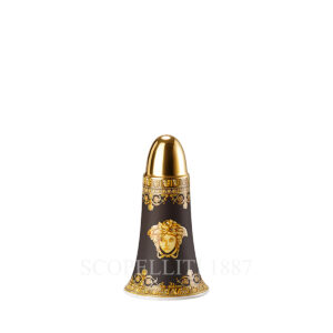 versace pepper shaker baroque black