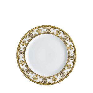 versace plate 22 cm baroque white