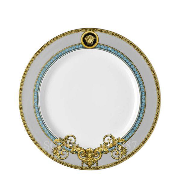 versace plate 22 cm prestige gala bleu