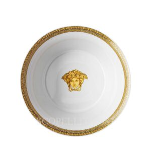 versace salad bowl large i love baroque