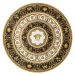 versace service plate i love baroque