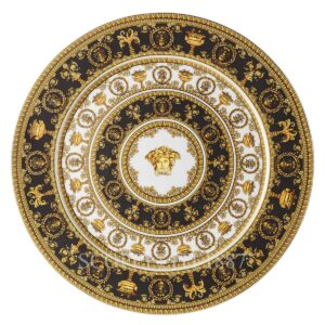 versace service plate i love baroque