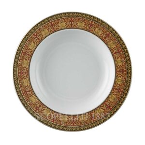 versace soup plate 22 cm deep medusa