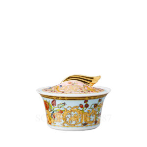 versace sugar bowl le jardin de versace