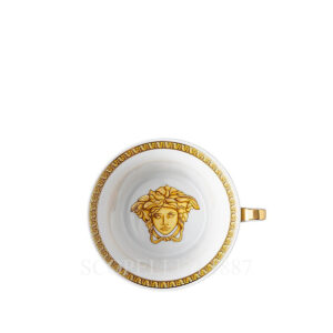 versace te cup and saucer i love baroque