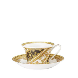 versace tea cup and saucer i love baroque