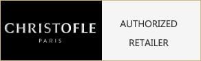 authorized retailer christofle