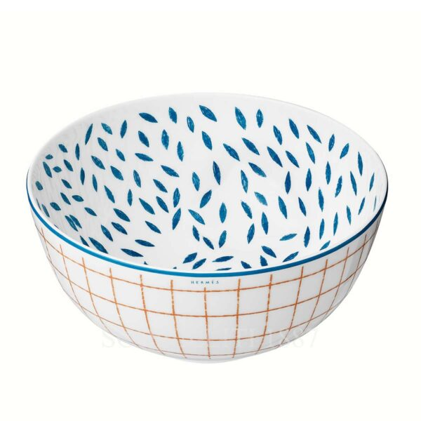 hermes a walk in the garden large bowl 16 5 cm