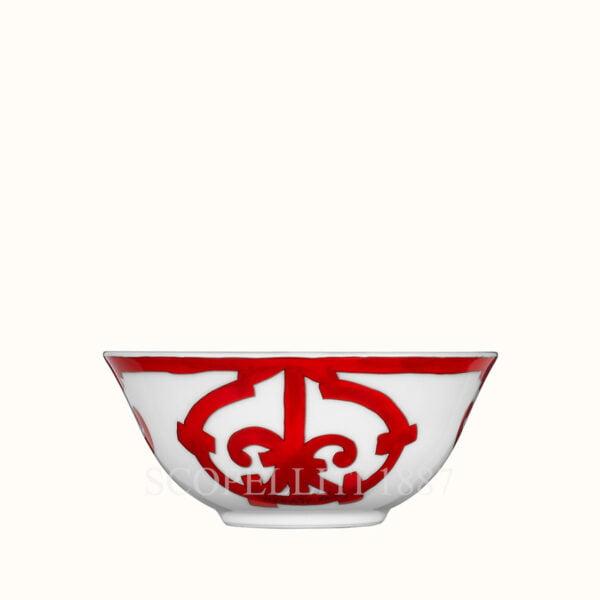 hermes balcon du guadalquivir rice bowl 12 5 cm