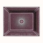hermes h deco rouge change tray 21 x 17 cm