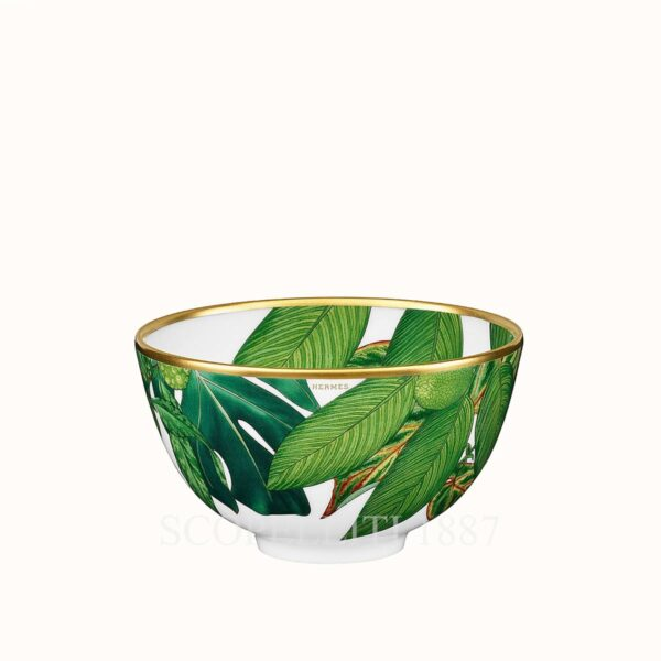 hermes passifolia small bowl 21 cl