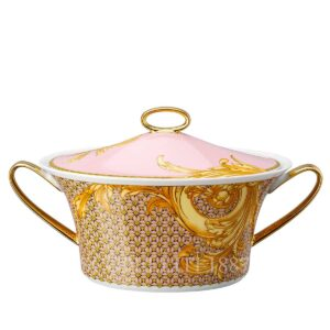 versace covered vegetable bowl les reves byzantins