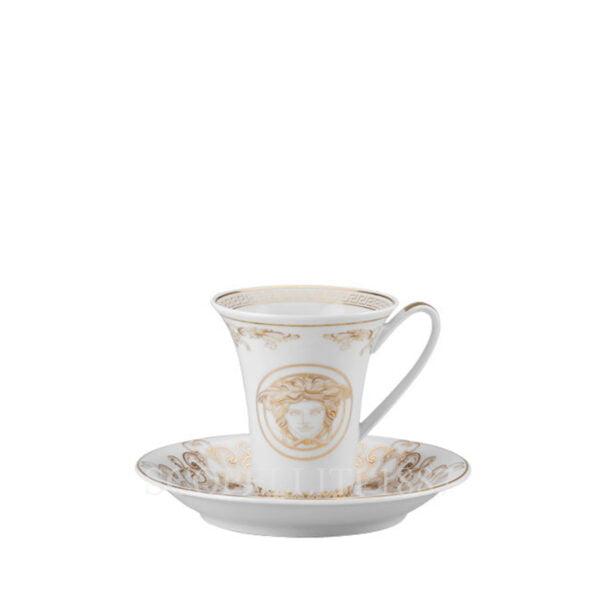 versace espresso cup and saucer medusa gala