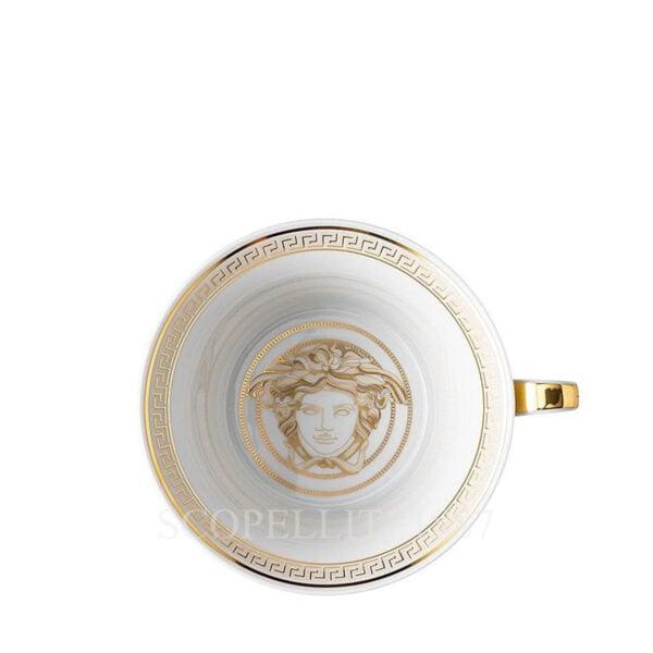 versace tea cup and saucer medusa gala