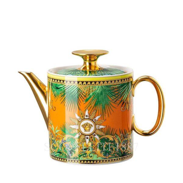 versace jungle animalier teapot
