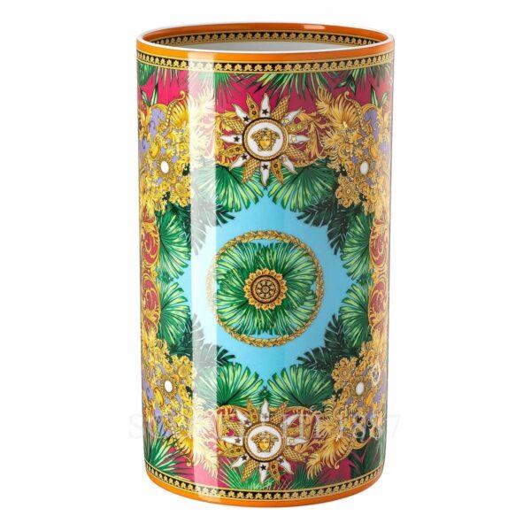 versace jungle animalier vase 30 cm
