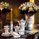 versace medusa gala tableware collection