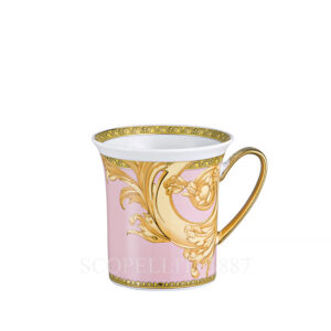 versace mug with handle les reves byzantins