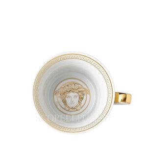 versace mug with handle medusa gala