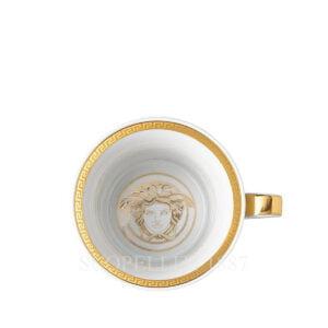 versace mug with handle medusa gala gold 01