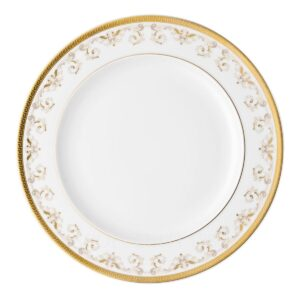 versace plate 27 cm medusa gala gold