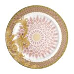 versace wall plate 30 cm les reves byzantins