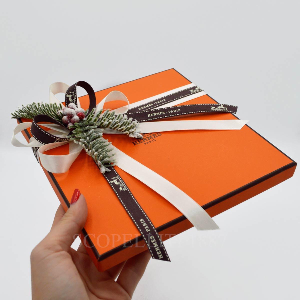 hermes christmas box