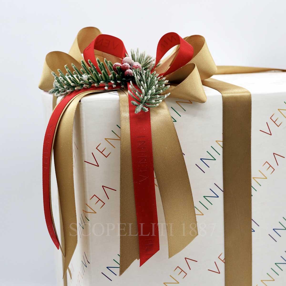 venini christmas gift box