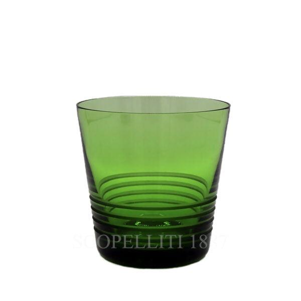 hermes attelage crystal green tumbler