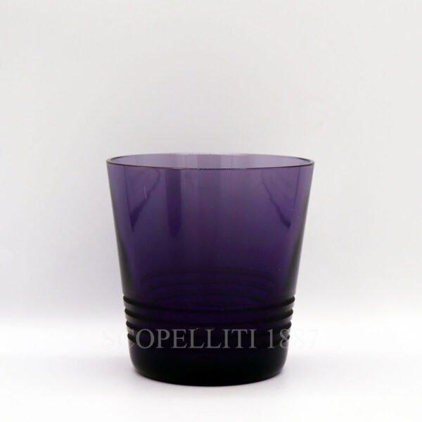 hermes attelage crystal purple tumbler