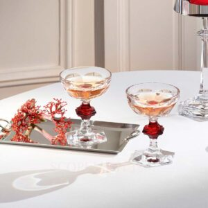 baccarat harcourt coupe champagne