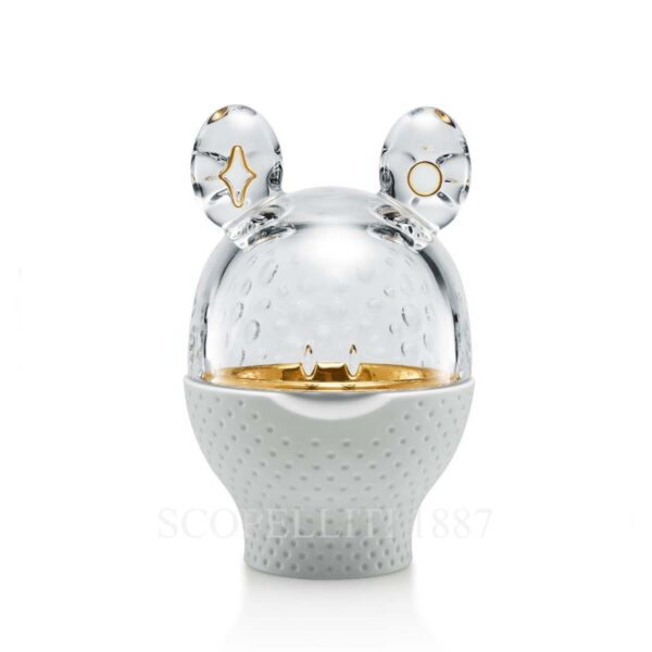 baccarat frog jewelry
